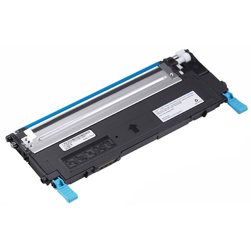 Dell 1230c 1235c (330-3015) C815K Cyan Toner Cartridge