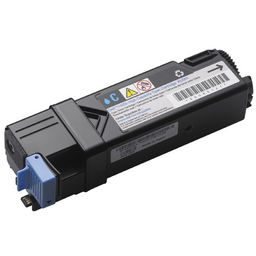 Dell 1320C (KU053C) Cyan Toner Cartridge