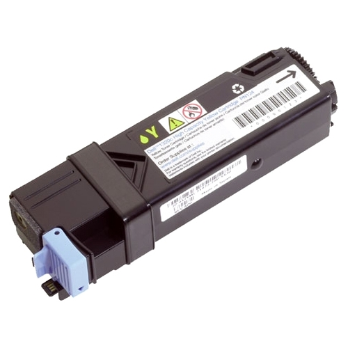 Dell 2130cn / 2135Cn (330-1438, T108C, FM066) Yellow Toner Cartr