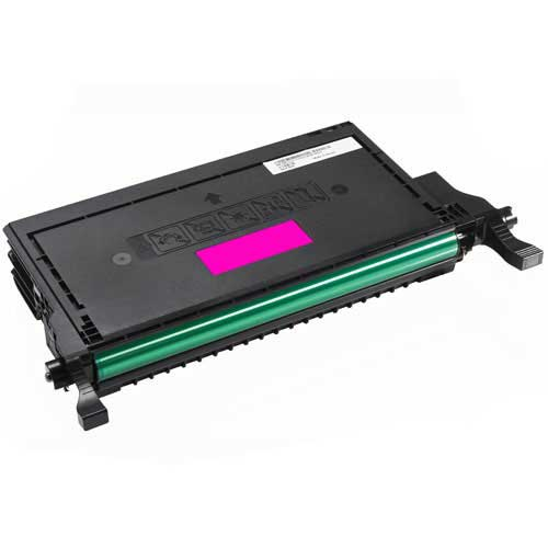 Dell 2145cn (330-3791, G537N, K757K) High Yield Magenta Toner Ca