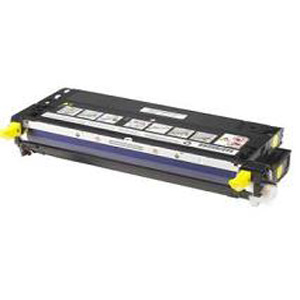 Dell 3110cn / 3115cn (XG724, NF556) High Yield Yellow Toner Cart