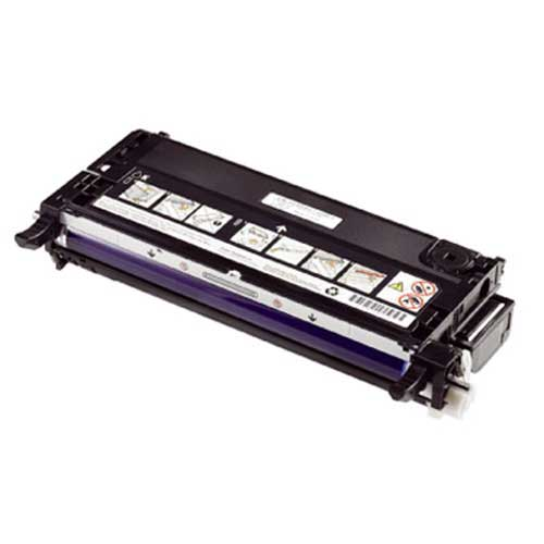 Dell 3130cn (330-1198, H516C) High Yield Black Toner Cartridge