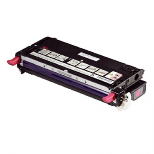 Dell 3130cn (330-1200, H514C) High Yield Magenta Toner Cartridge