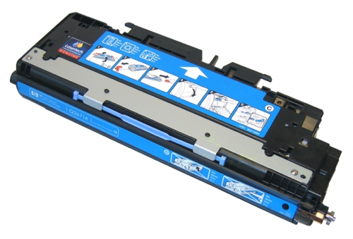 HP 309A Cyan Toner Cartridge (Q2671A)