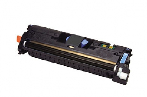 HP 122A, 121A Cyan Toner Cartridge, (Q3961A, C9701A)