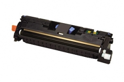 HP 122A, 121A Yellow Toner Cartridge (Q3962A, C9702A)