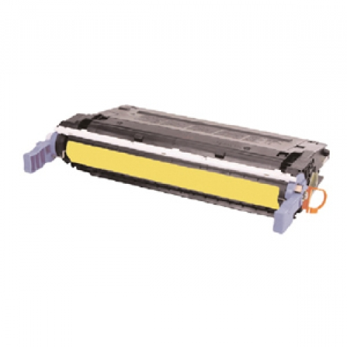 HP 643A Yellow Toner Cartridge (Q5952A)