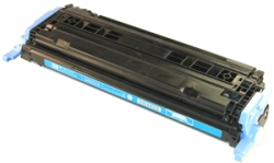 HP 124A Cyan Toner Cartridge (Q6001A)