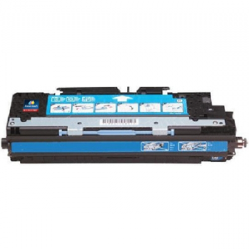 HP 503A Cyan Toner Cartridge (Q7581A)
