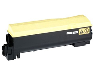 Kyocera FS-C5100DN (TK-542Y) Yellow Toner Cartridge
