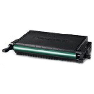 Samsung CLP-K660B Black Toner Cartridge, High Yield