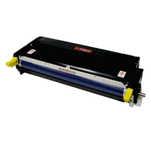 Xerox 113R00725 Yellow Toner Cartridge, High Yield