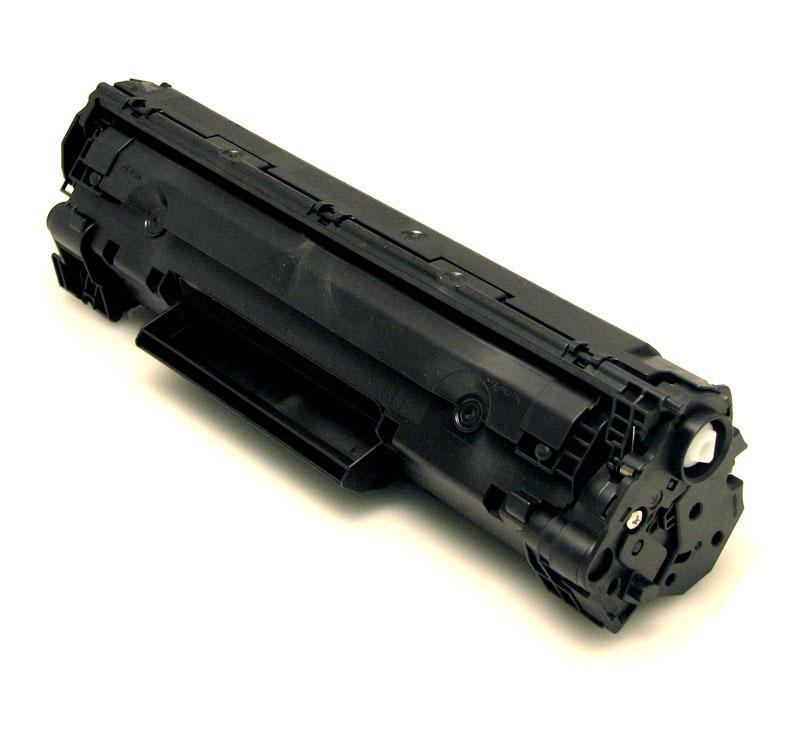 HP 35A Black Toner Cartridge (CB435A)