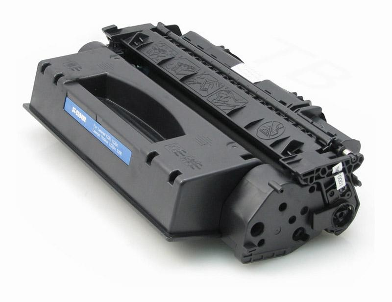 HP 49X Black Toner Cartridge (Q5949X), High Yield