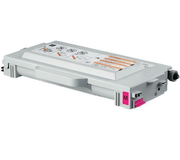 Brother TN04M Remanufactured Magenta Color Laser Toner Cartridge