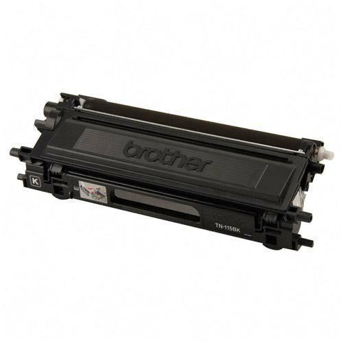 Brother TN115BK TN110BK Remanufactured Black Color Laser Toner