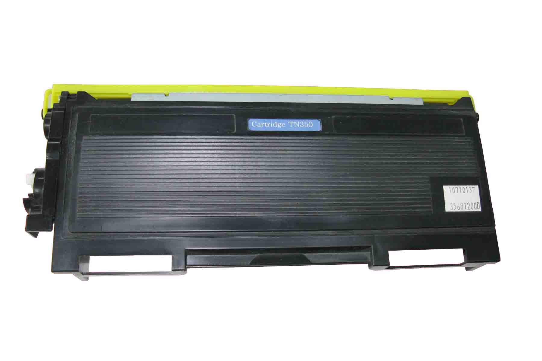 Brother TN350 Black Laser Cartridge, TN-350