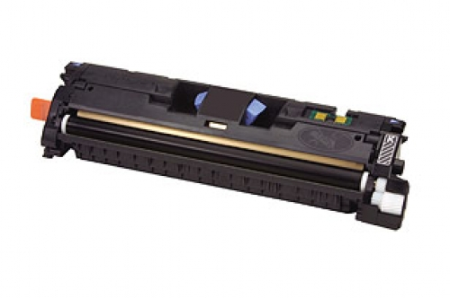 HP 122A, 121A Black Toner Cartridge (Q3960A, C9700A)